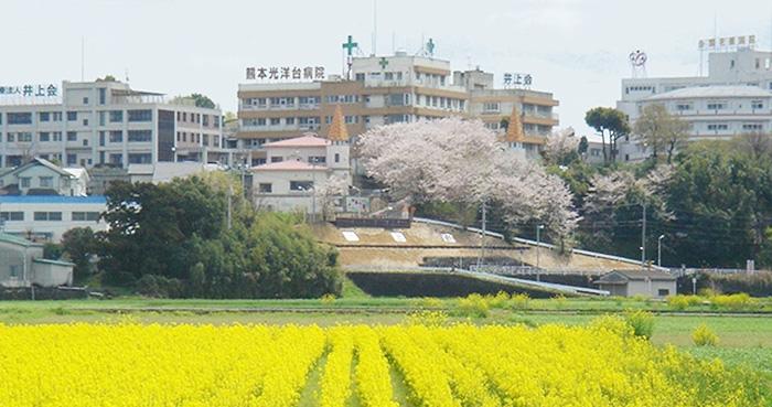 画像:井上会全景写真